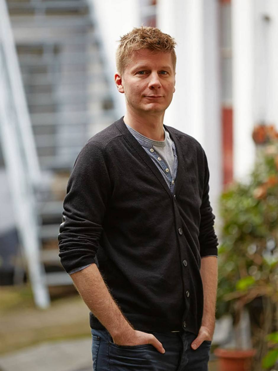 Florian Kuhlmann (Portrait)