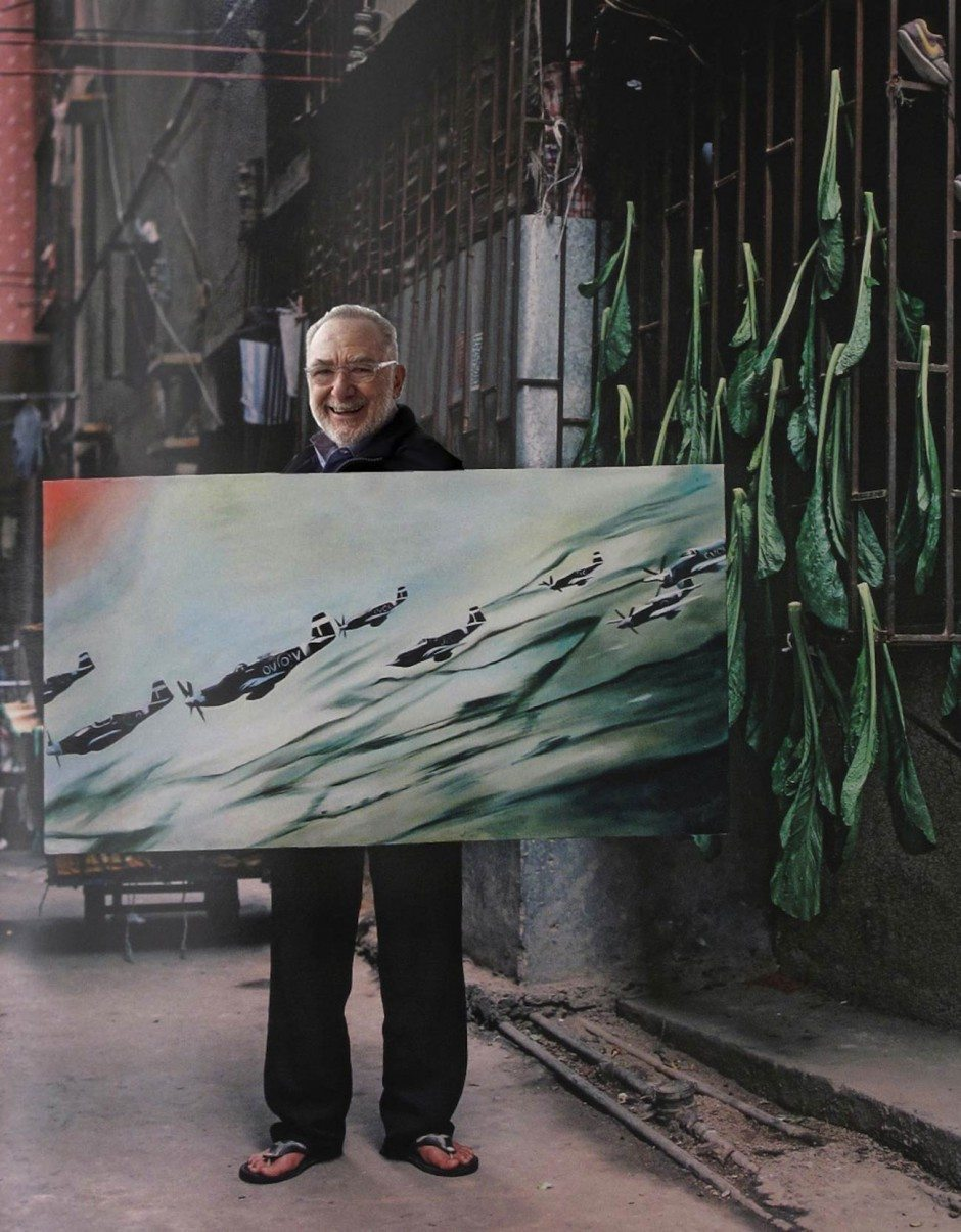 Andreas Schmidt: Gerhard Richter aus Fake Fake Art (2012)