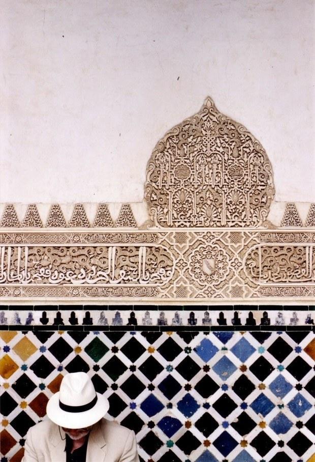 Alhambra/Granada/Spanien, 2004