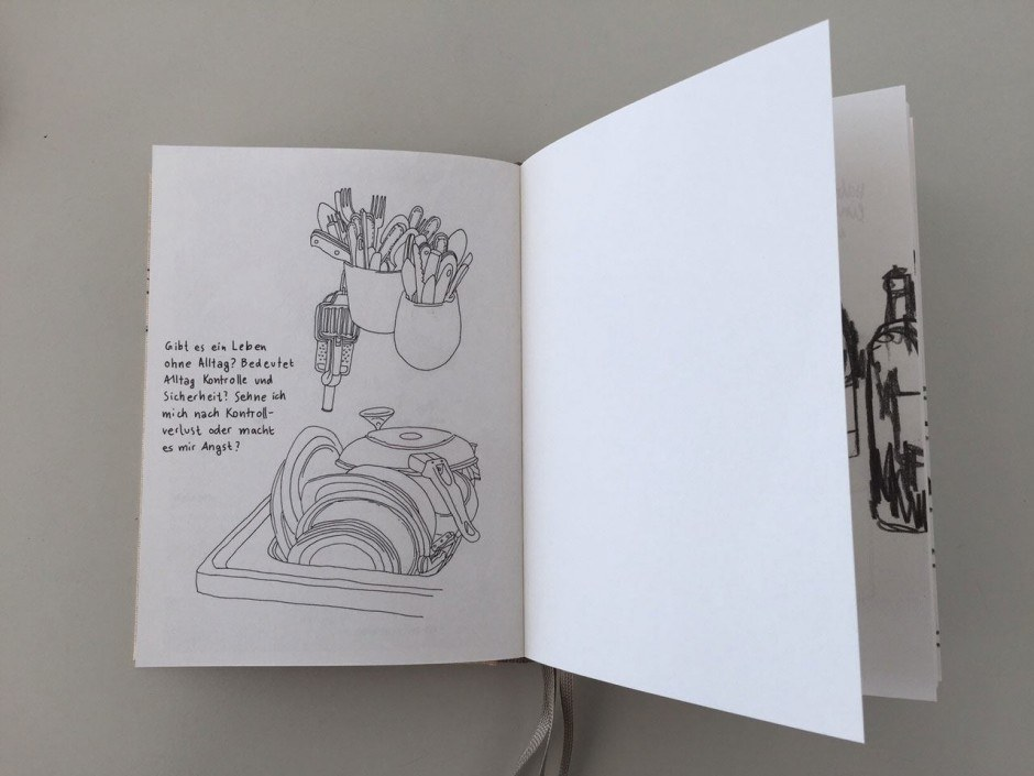 Anna Gusella: Ich frage mich. Edition Büchergilde, Frankfurt am Main