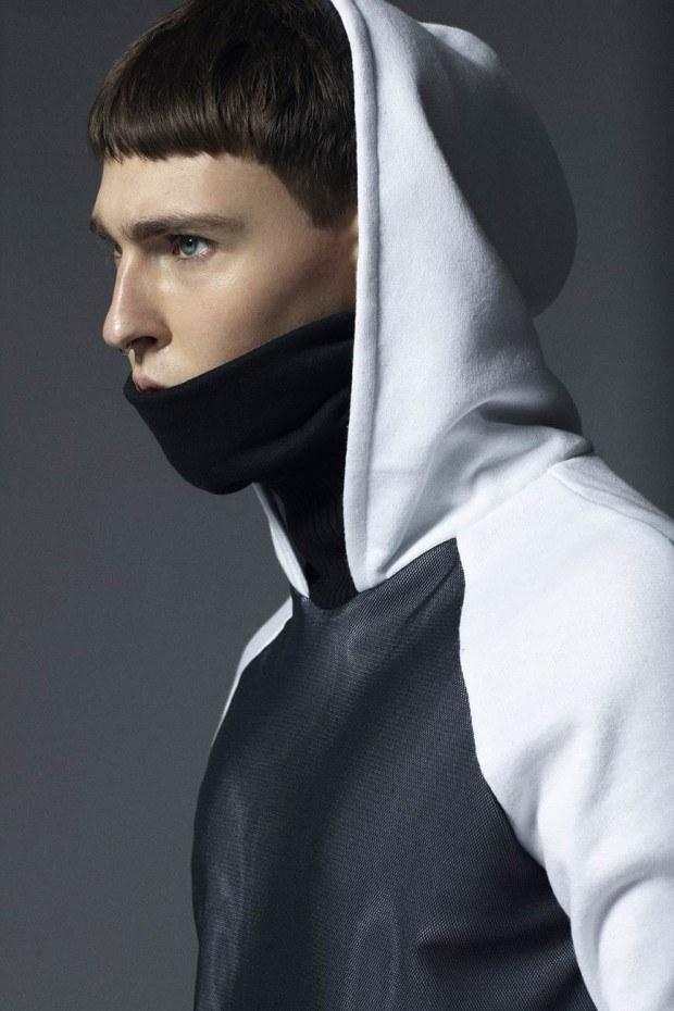 Menswear des dänischen Designers Nicklas Kunz