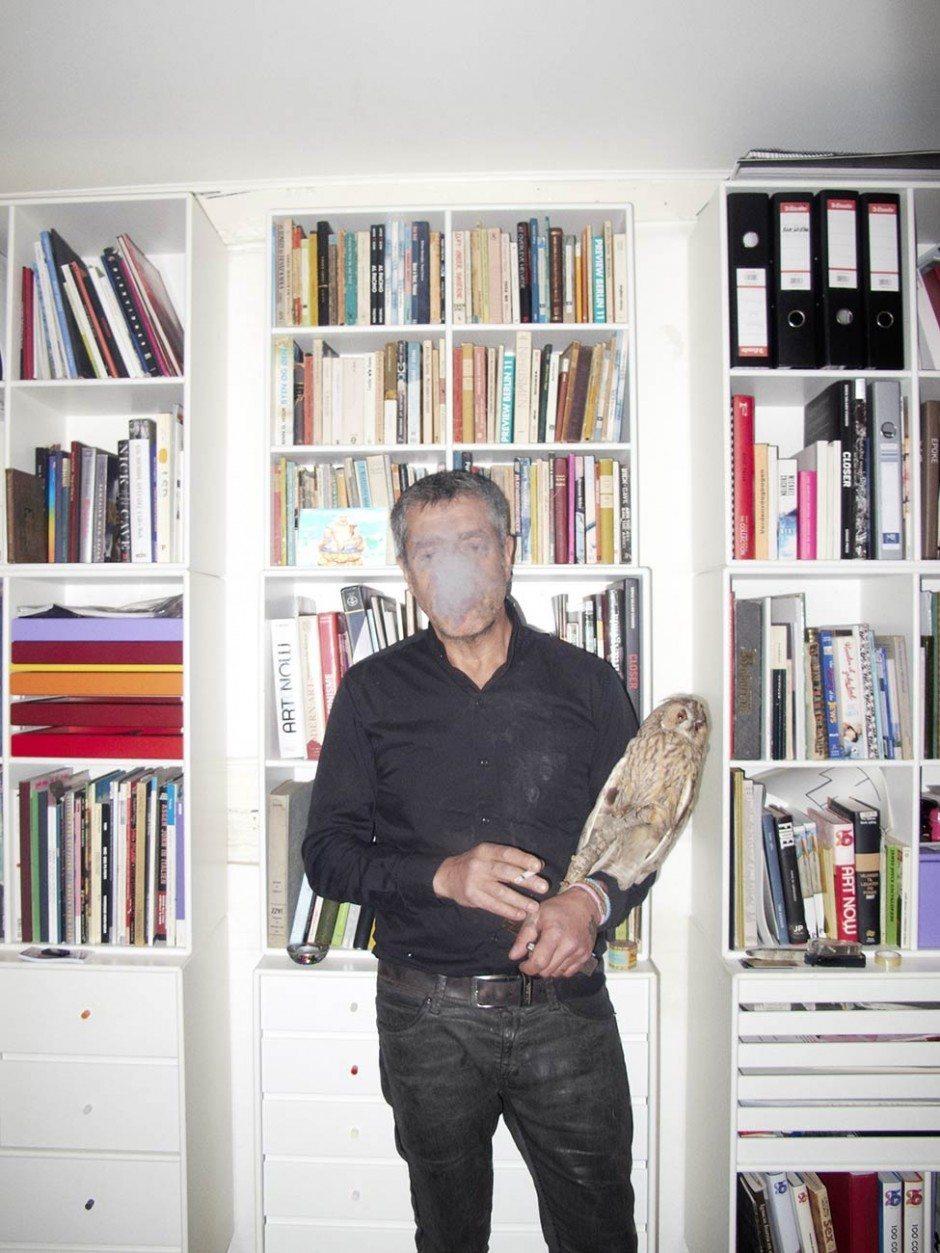 Der dänische Künstler Marco Evaristti