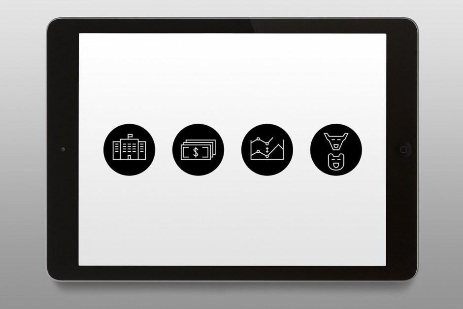 Bank Pictet – Icons