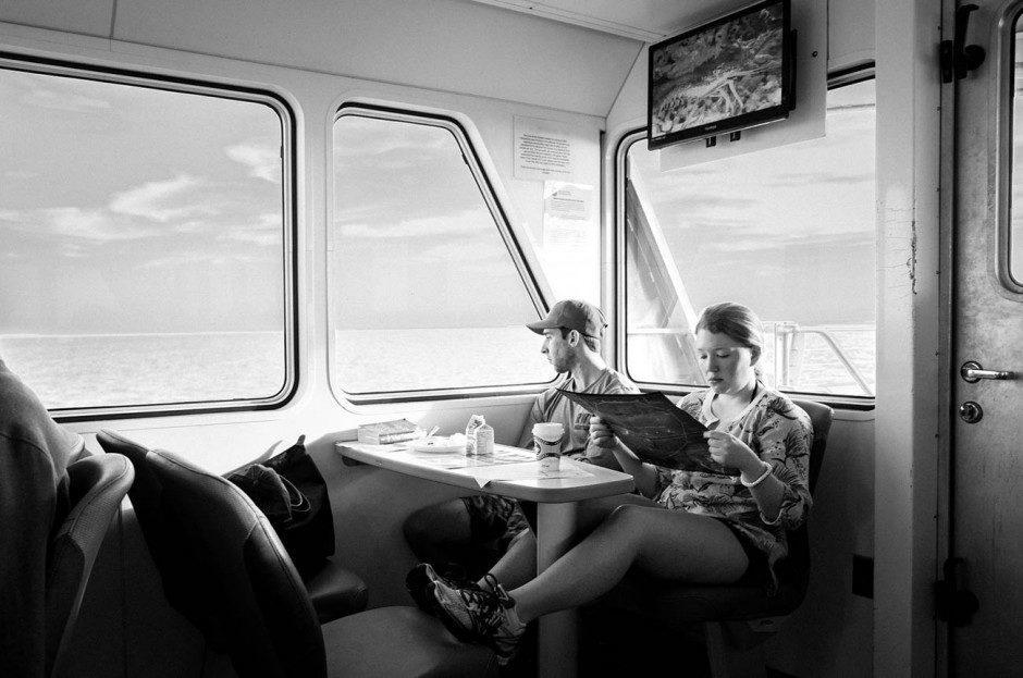 The Traveller: Dokumentarfotografien Yu-Chen Chiu pendelt zwischen Taipei und New York und wurde für ihre Arbeiten schon mehrfach ausgezeichnet