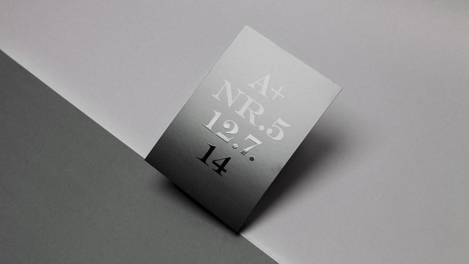 A+ Show 2014, Corporate Design