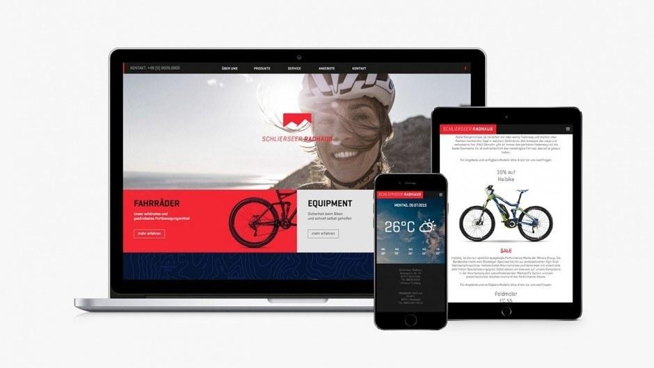 Wolf Radsport GmbH, Website