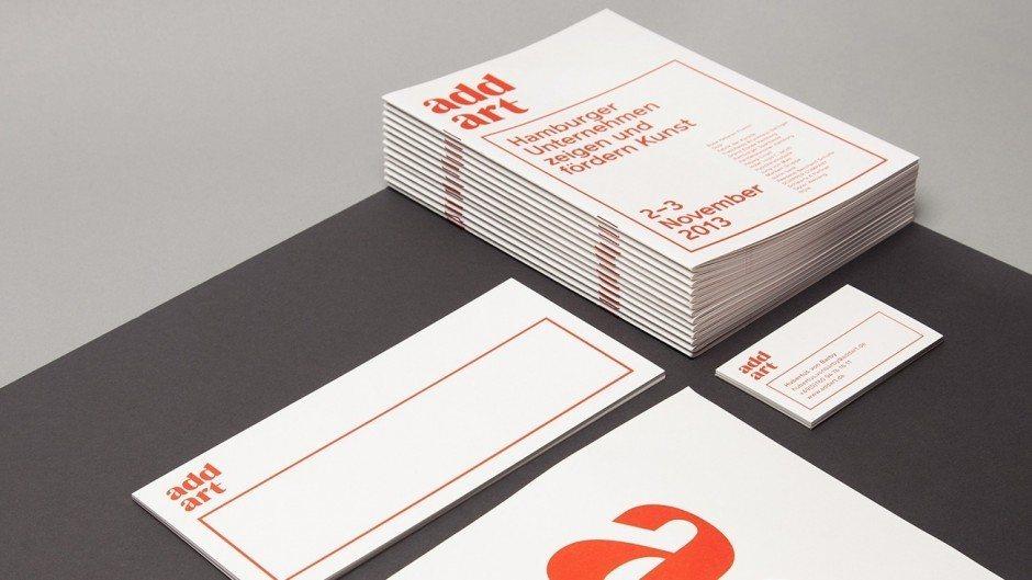 addart, Corporate Design