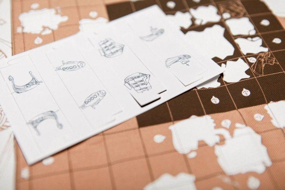Die Reise zum Polarschatz – Unboxing