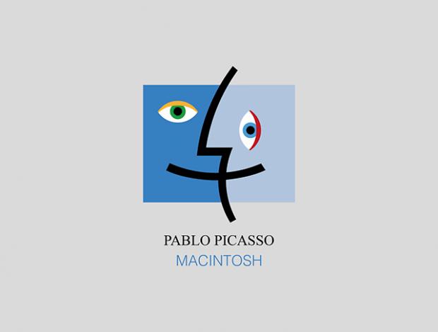 Pablo Picasso: Macintosh