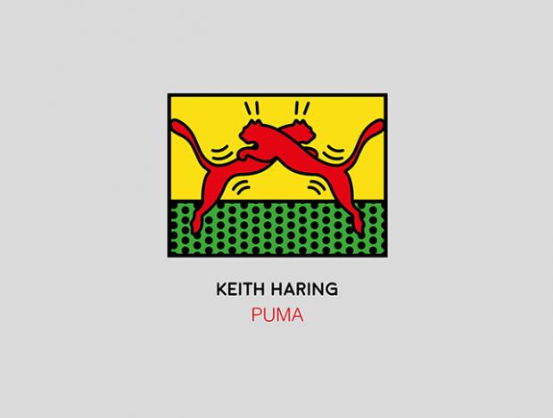 Keith Haring: Puma