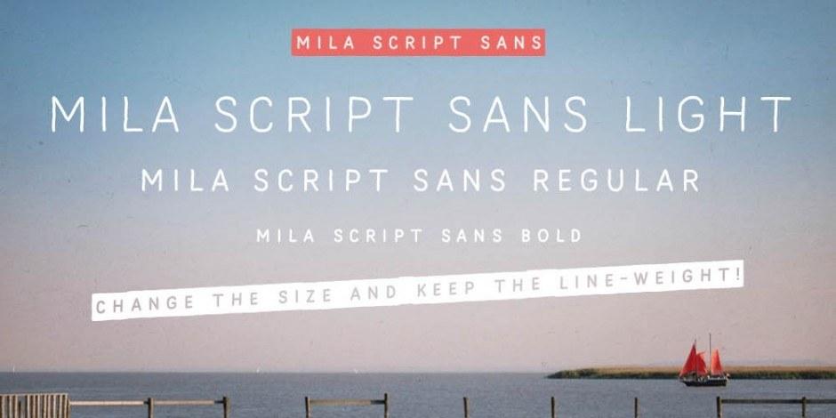 Mila Script