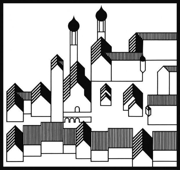 Stadtmotiv St. Georgskirchen & Nikolaikirche