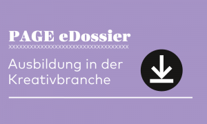 Teaserbild_eDossier_Ausbildung_Kreativbranche