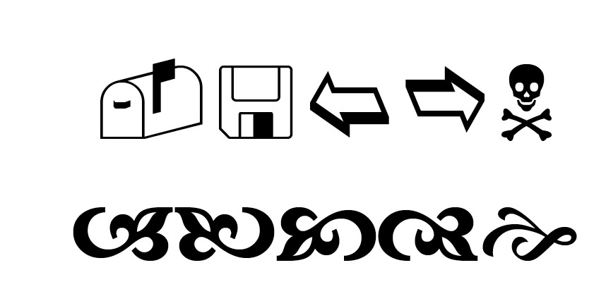 Wingdings4