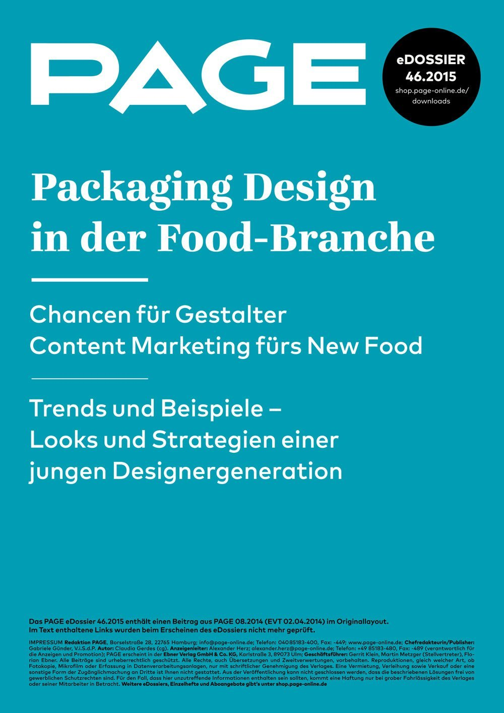 eDossier_Titel_Packaging_New_Food