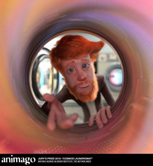 Jury: Cosmos Laundromat