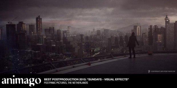 Postproduktion: Sundays Visual Effects