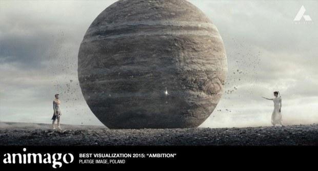 Visualisierung: Ambition