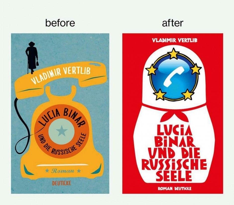 Book Cover Clinic, Frankfurter Buchmesse 2015