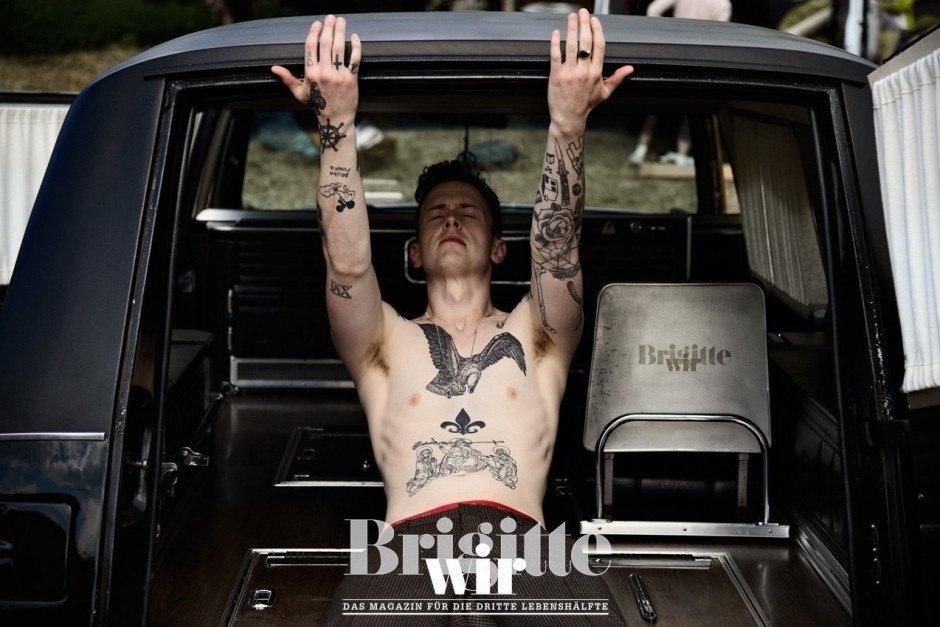 Foto: Jo Jankowski @ Klaus Stiegemeyer für »Brigitte Wir«
