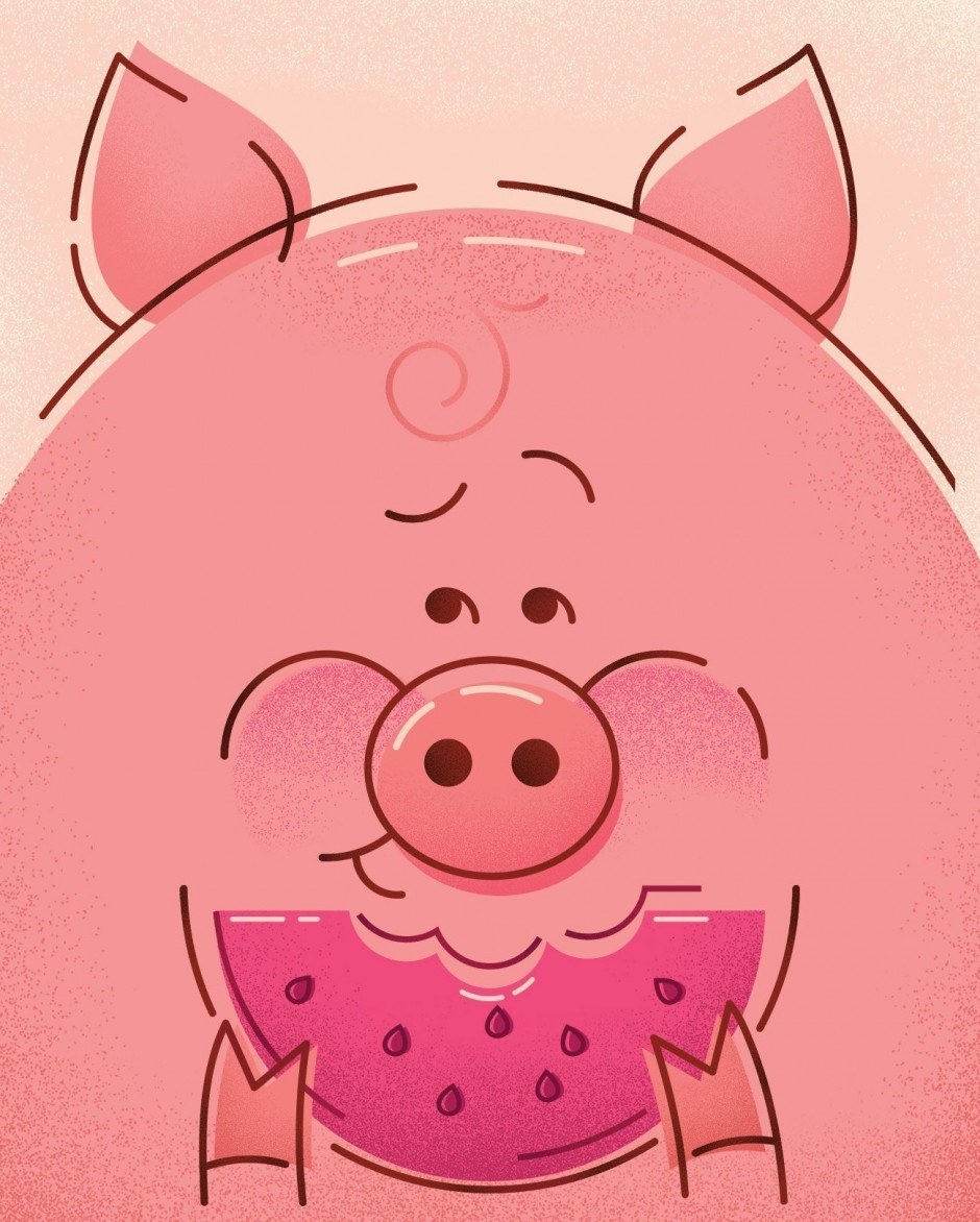 Terefe – Pig
