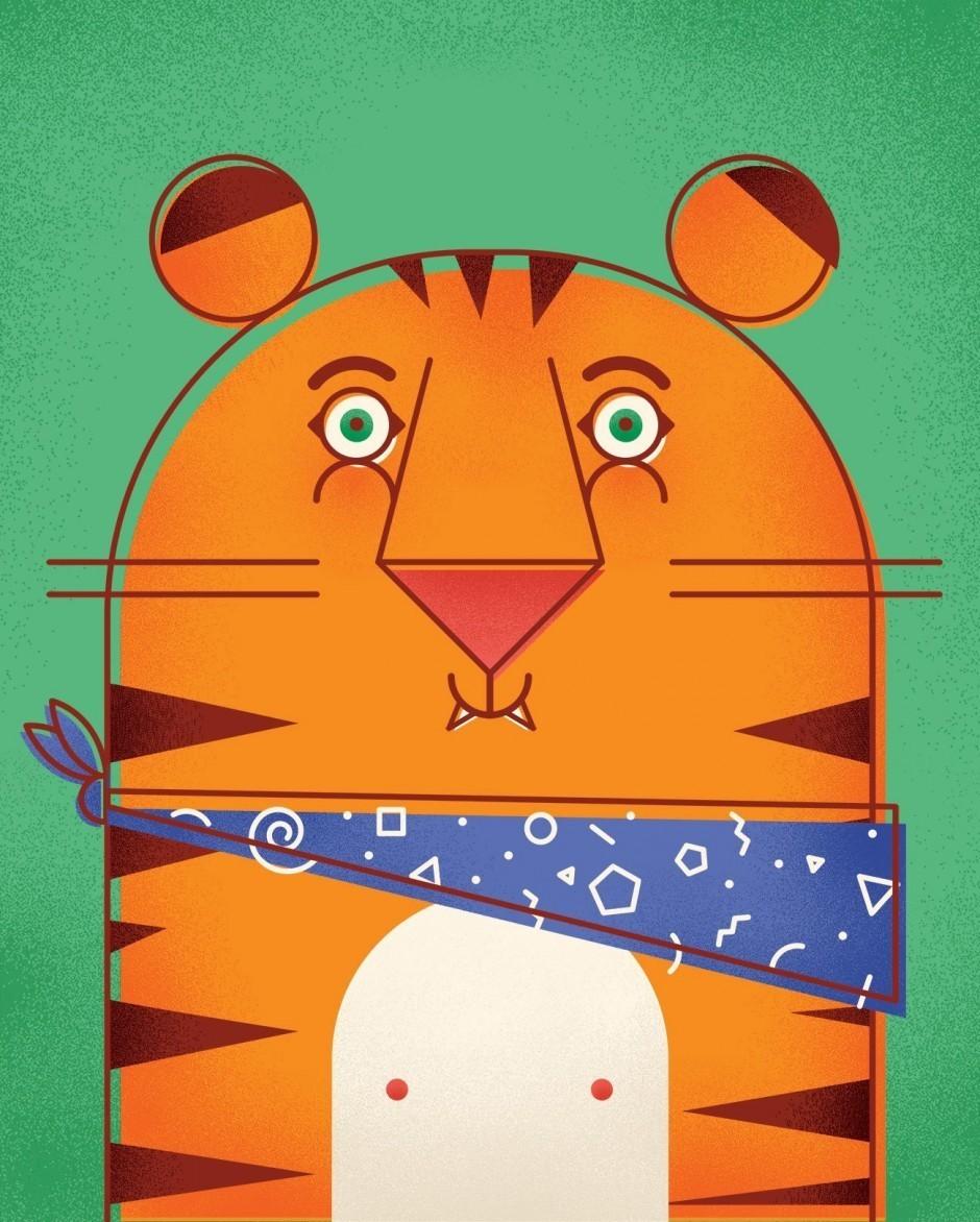 Terefe – Tiger