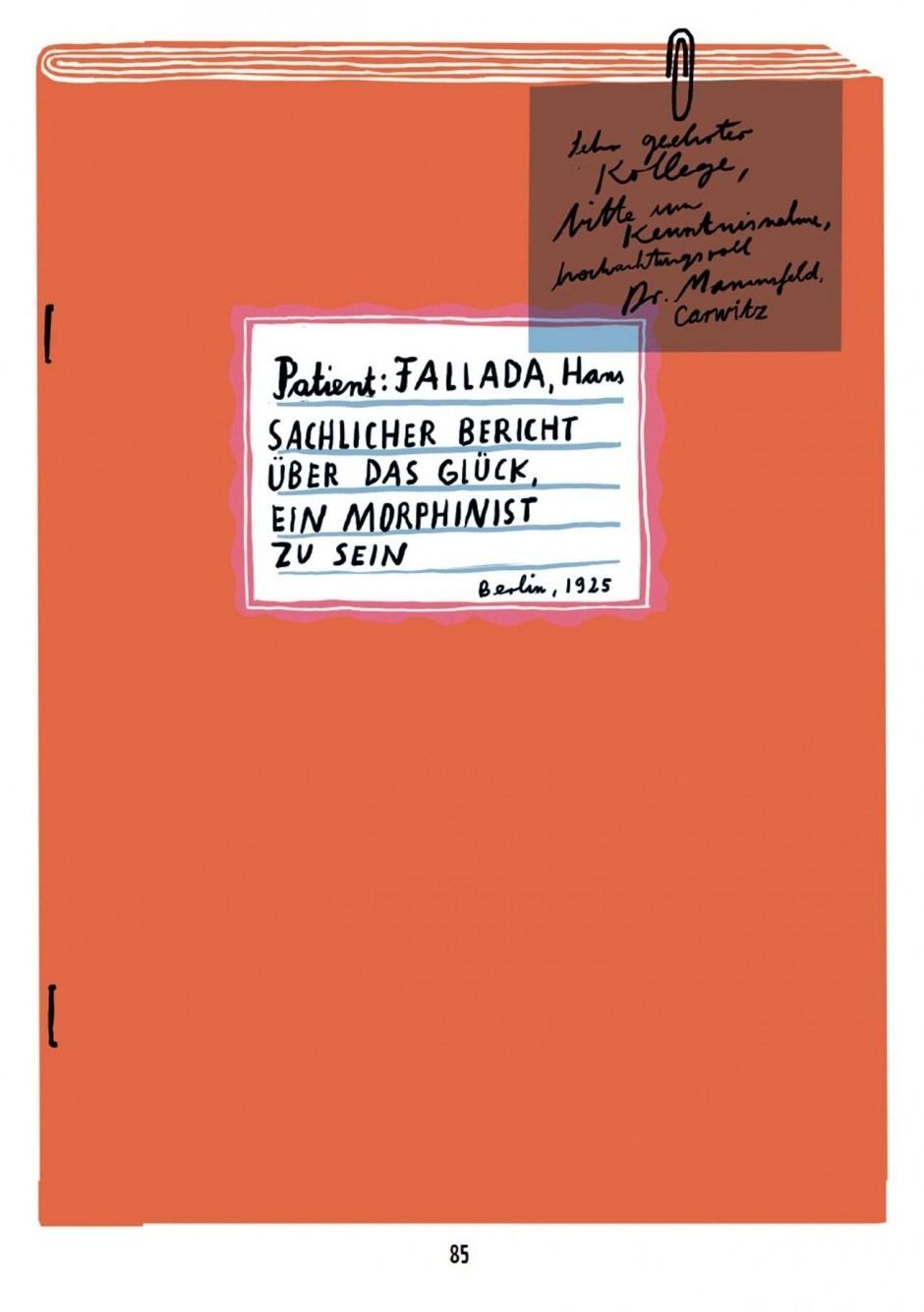 Jakob Hinrichs, Hans Fallada: Der Trinker. Metrolit Verlag, Berlin
