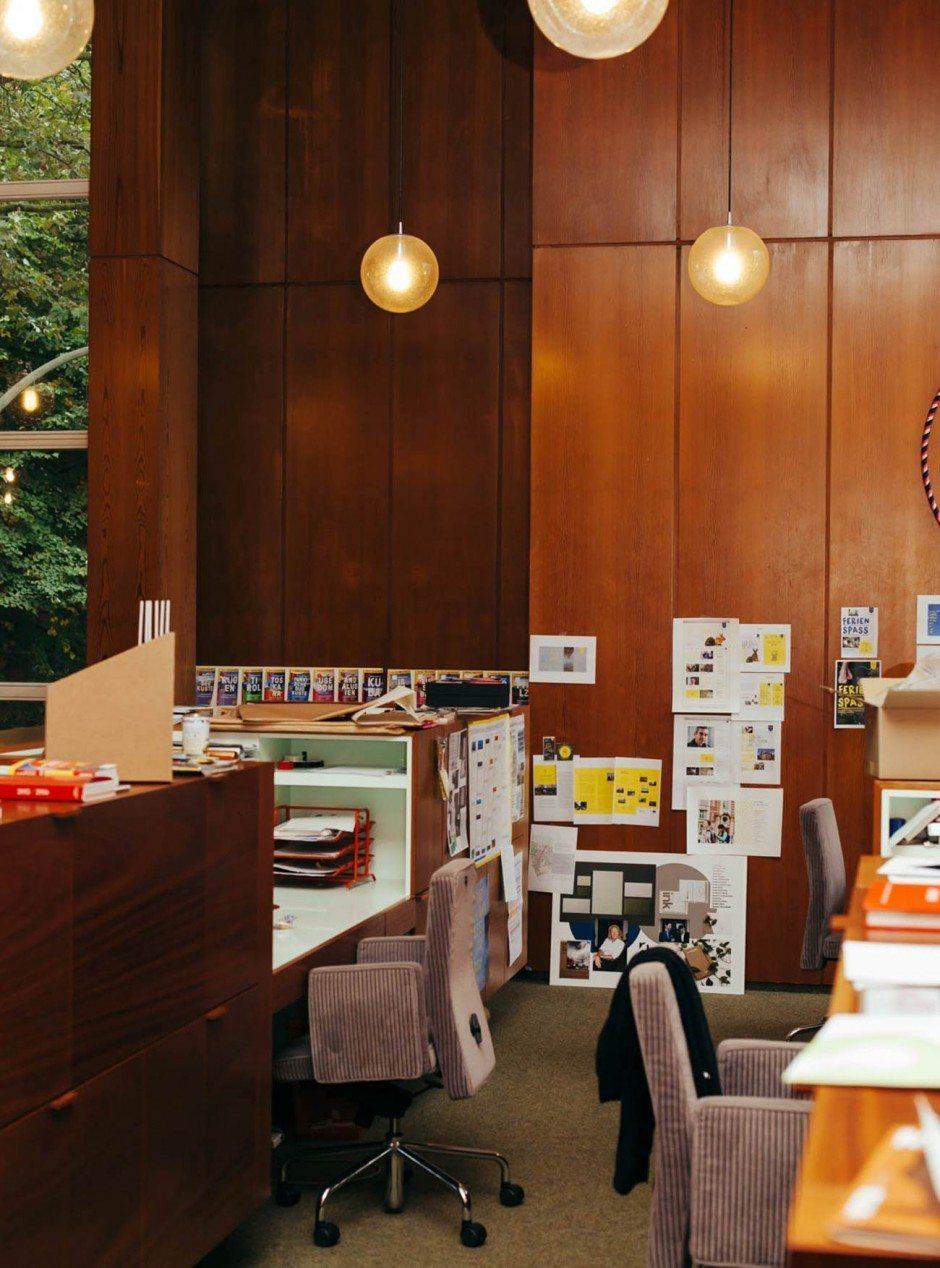 Print lebt. Moodboards, Inspirationen, Belegexemplare und Projektpläne. Wir nennen es Arbeitsplatz.
