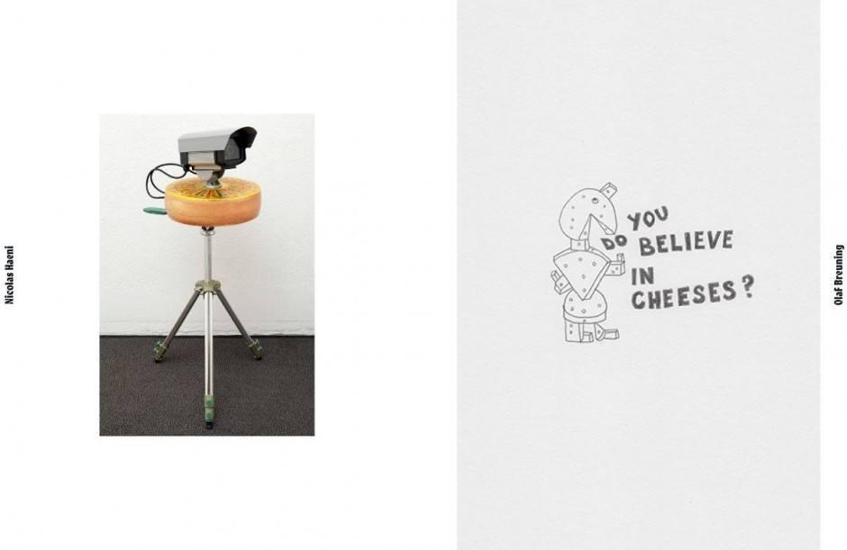 Contexta Collection »SECRET« – Nicoals Haeni / Olaf Breuning