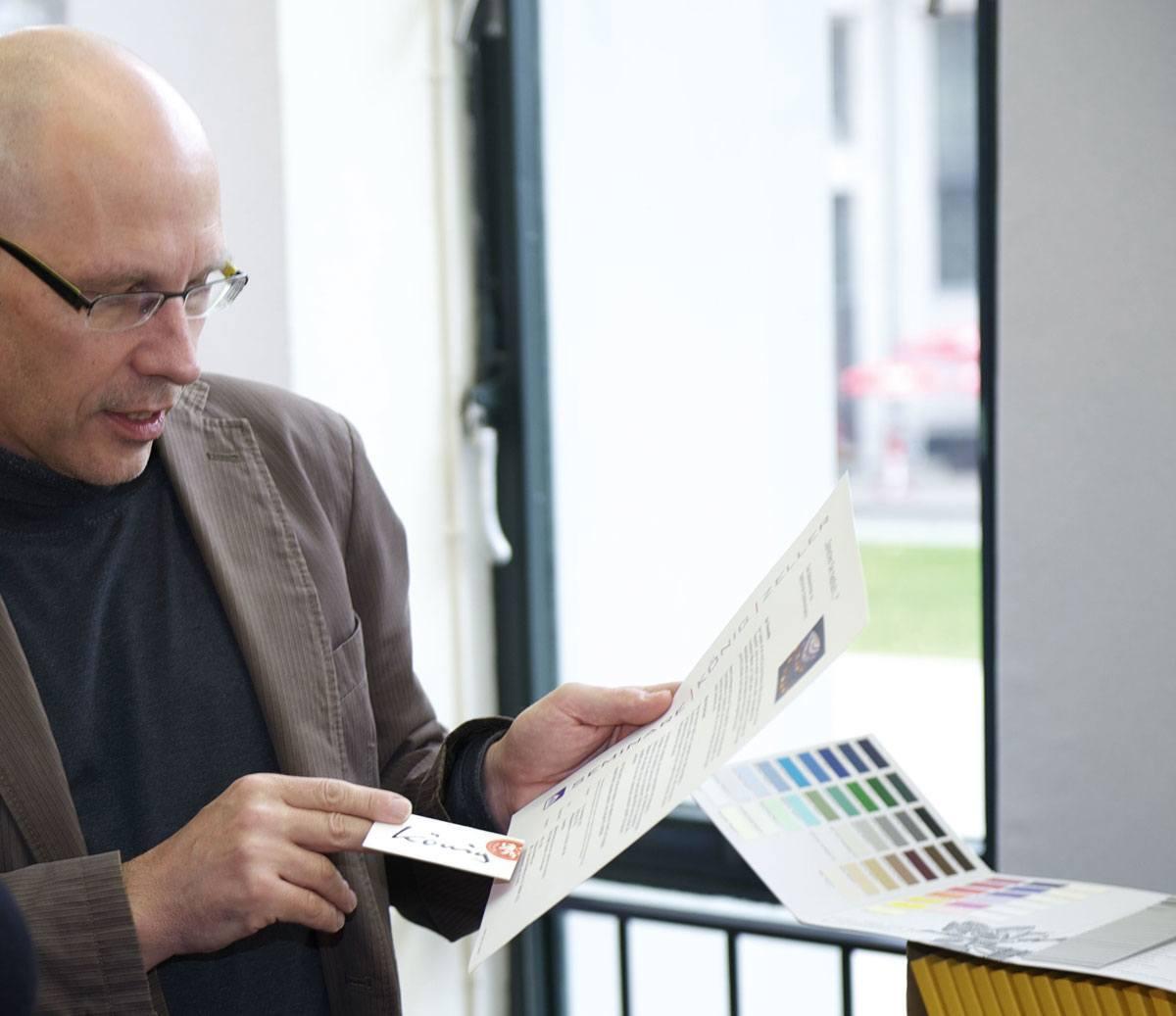 Haptik, Kommunikation, Alfred Koenig