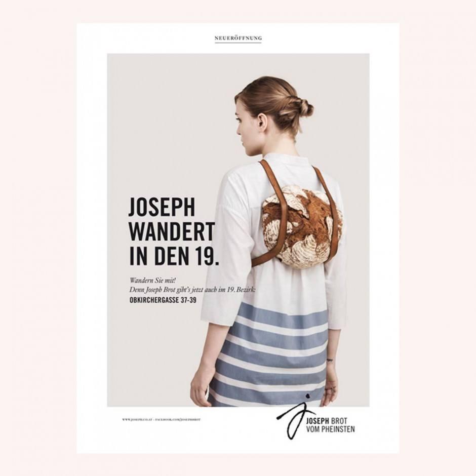 Joseph Brot – Anzeige