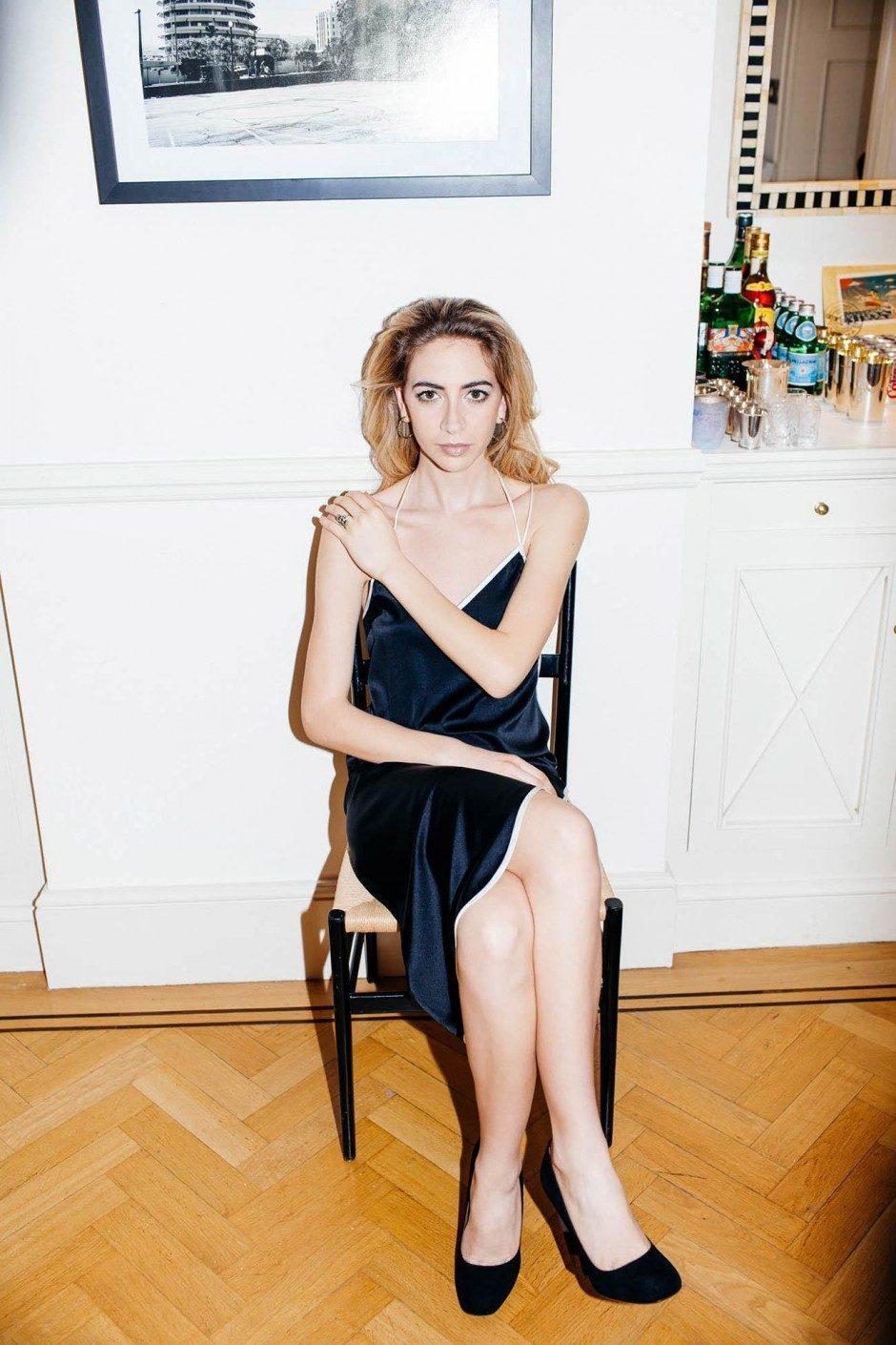 Sabine G designer feature