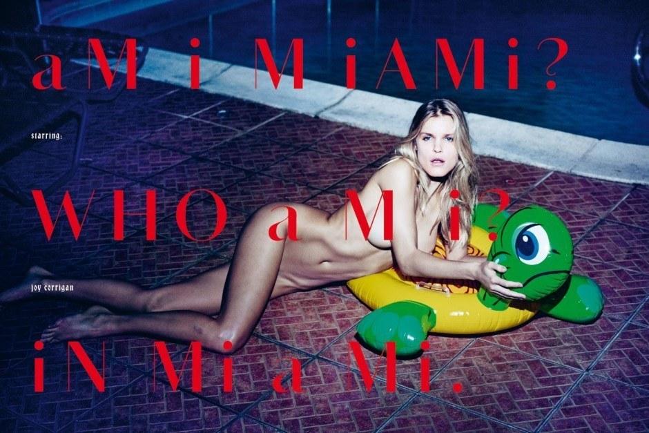 Beitrag des Jahres | Silber: Achtung Nr. 29/2015 – I am Mi ami, am I?