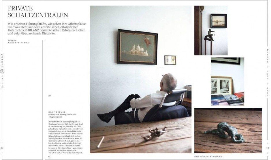 NewcomerMagazin des Jahres | Silber: Bilanz – Axel Springer
