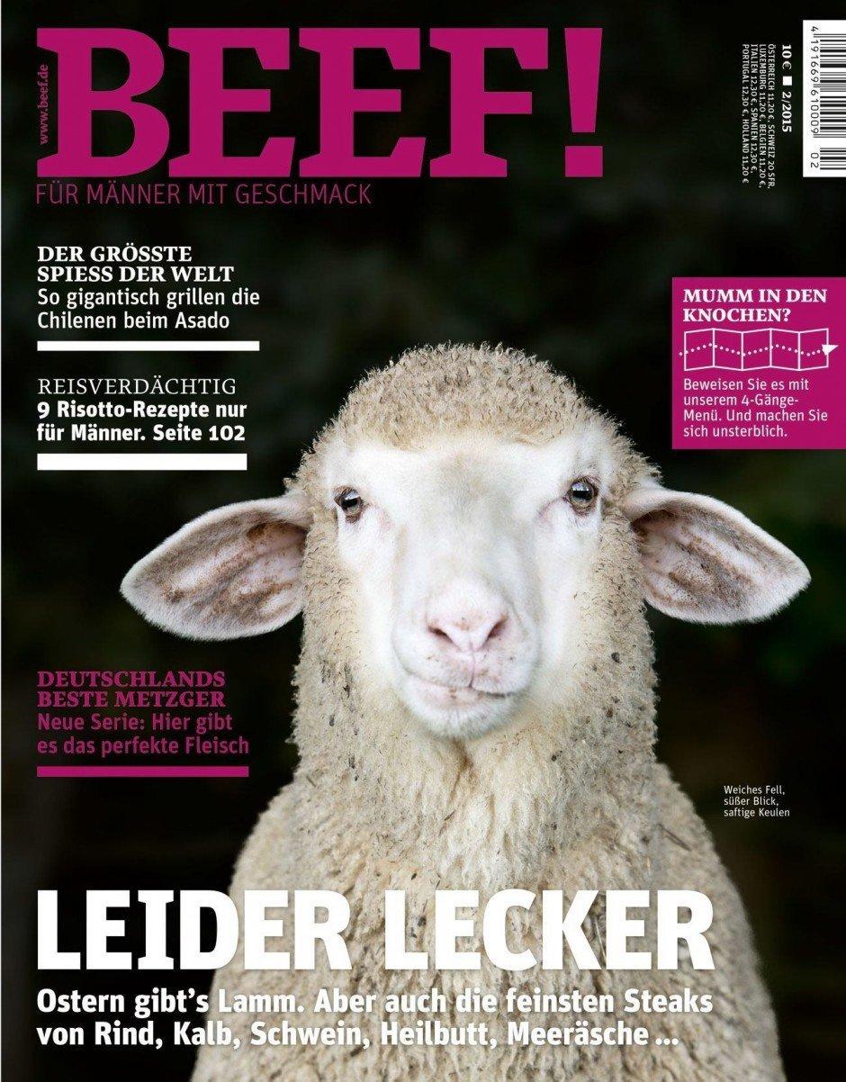 LeadMagazin des Jahres | Gold: Beef – Gruner + Jahr