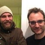 Anthon Astrom und Lukas Zimmer