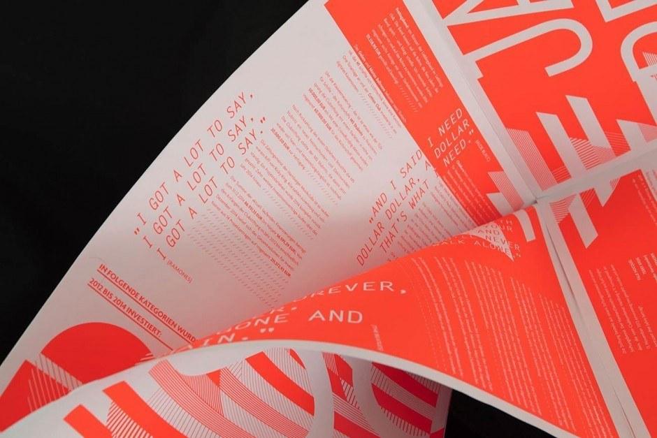 thjink Jahresbericht: Clubstiftung