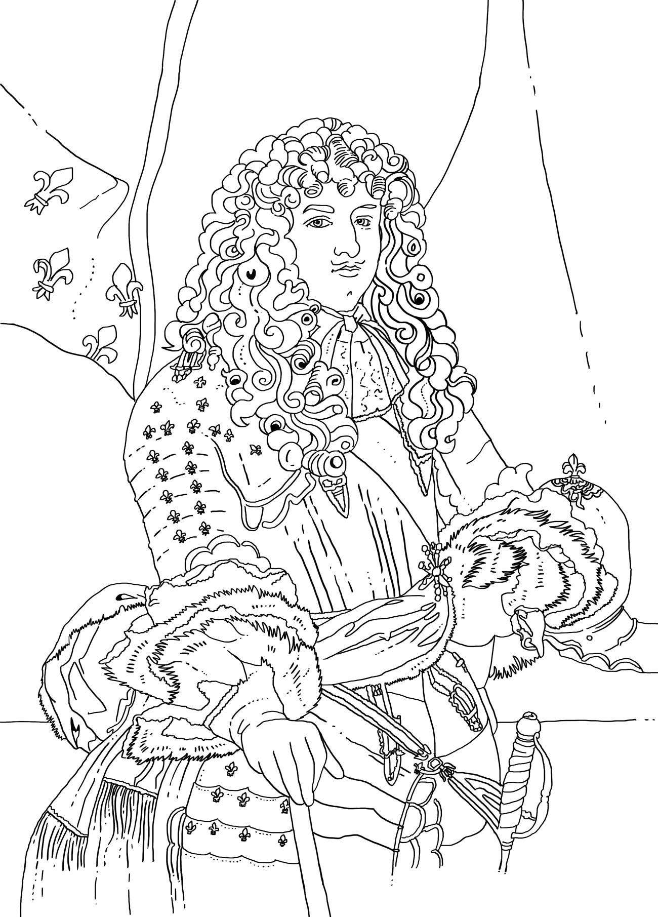 Trools Coloring Page