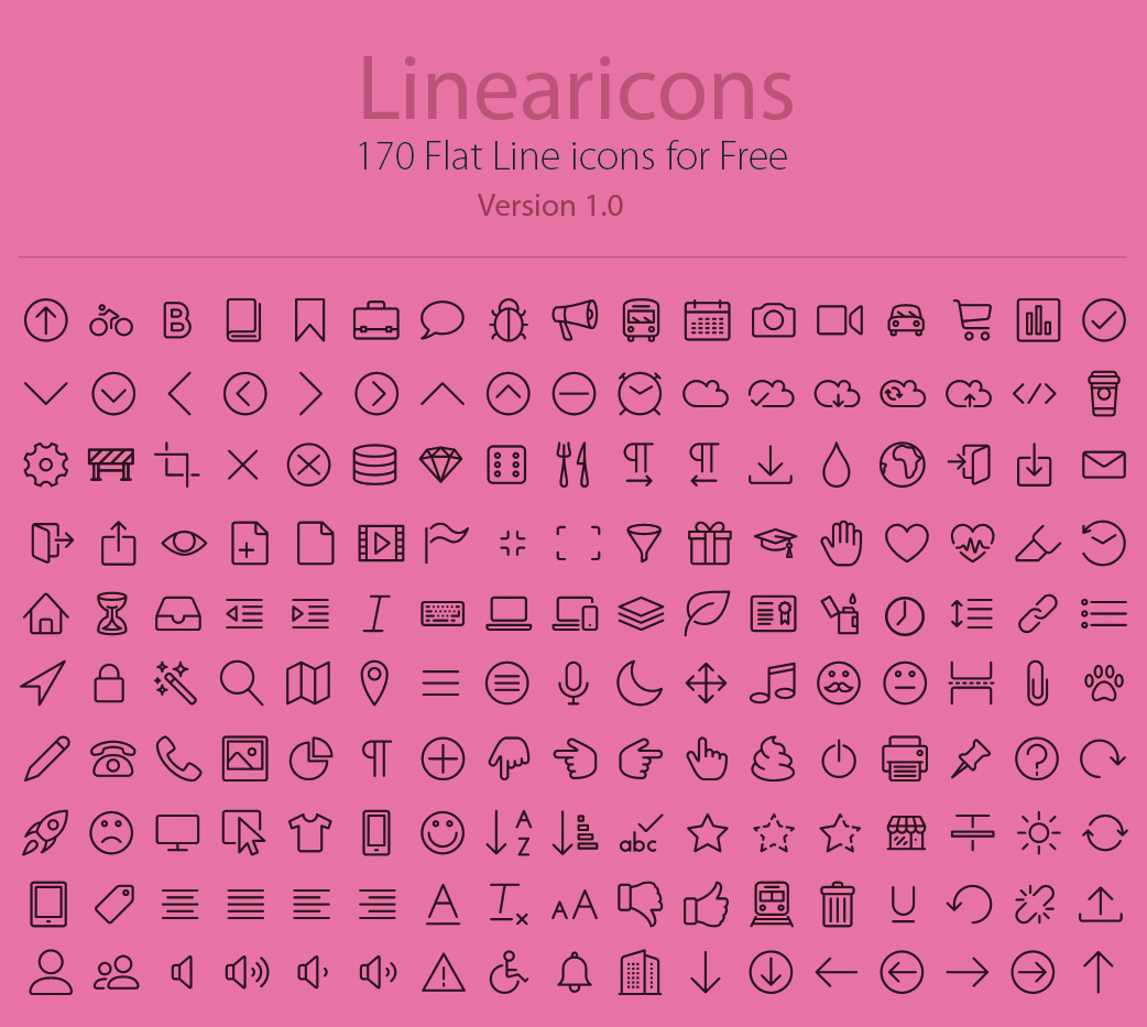 Kostenlose_Icons_Linearicons-01