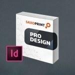 Saxoprint pro design inDesign