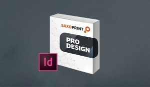 Saxoprint pro design inDesign