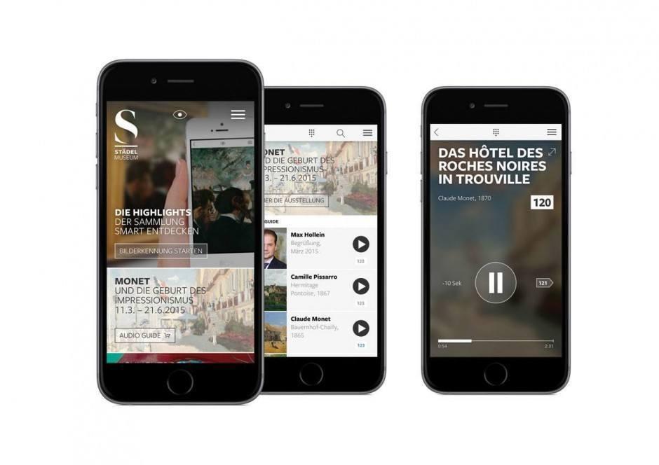 Städel Museum App | Kategorie: Mobile App