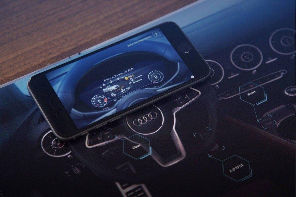 Audi TT Brochure Hack | Kategorie: Mobile App