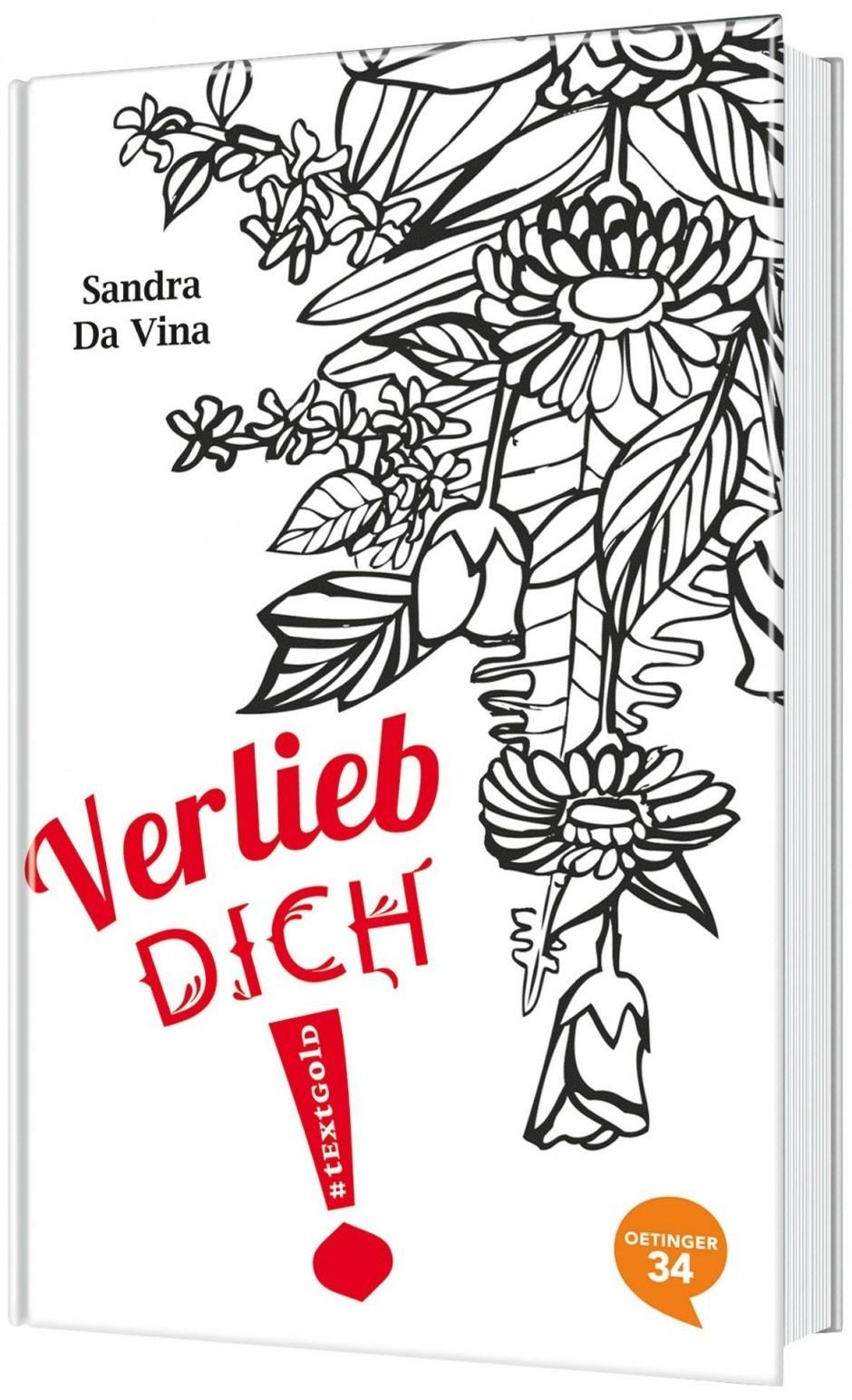 Cover »Verlieb dich!« von Sandra da Vina/Kirsten Gattermann, Oetinger34