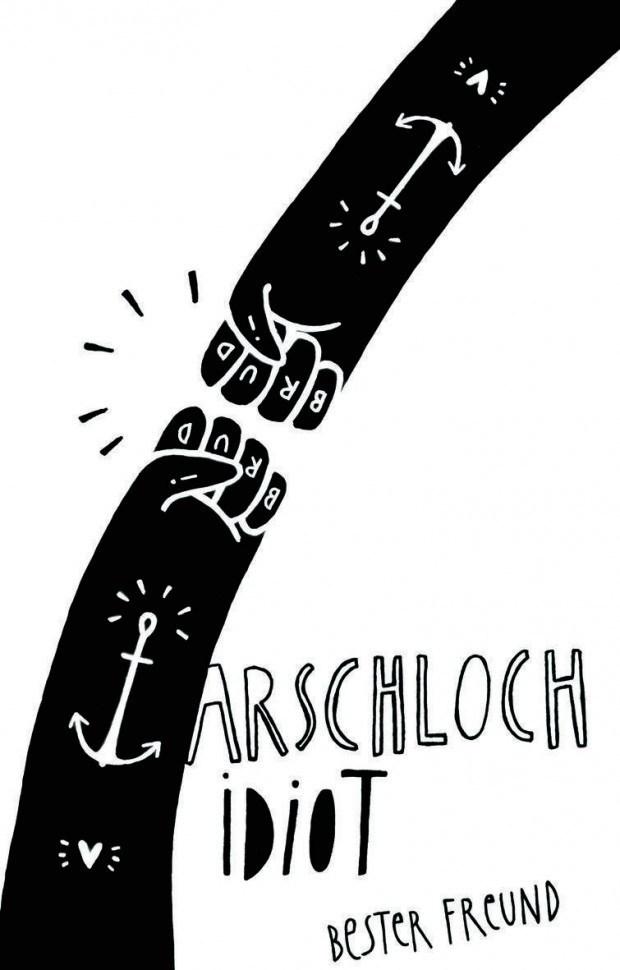 »Schlag ein!« von David Friedrich/Inka Vigh, Oetinger34