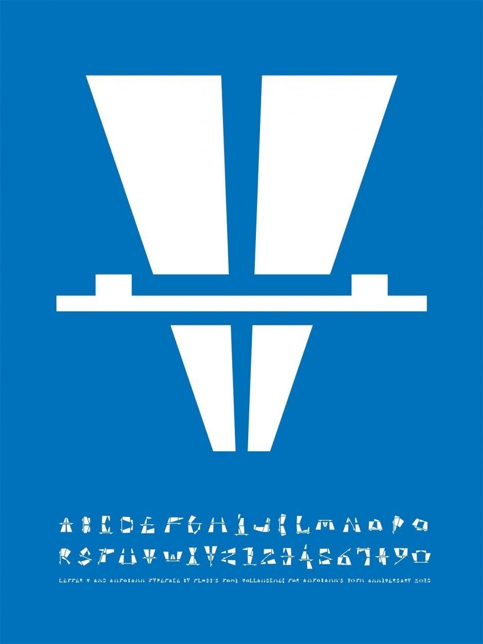 Autobahn Typeface
