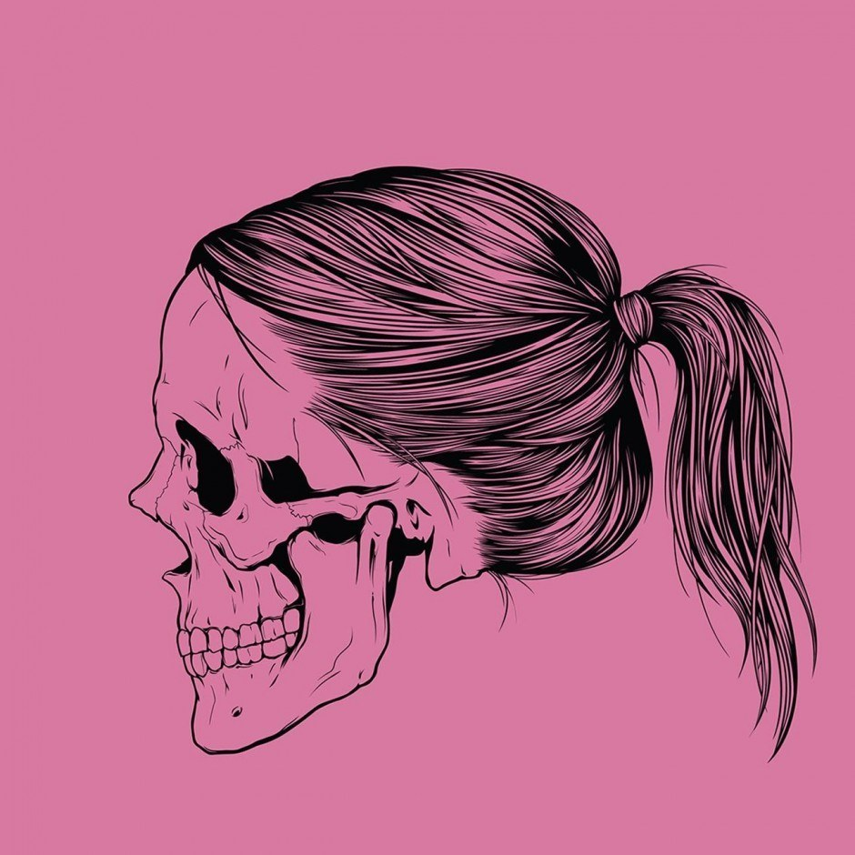 Geks: Skull Girls, 2015. Digital