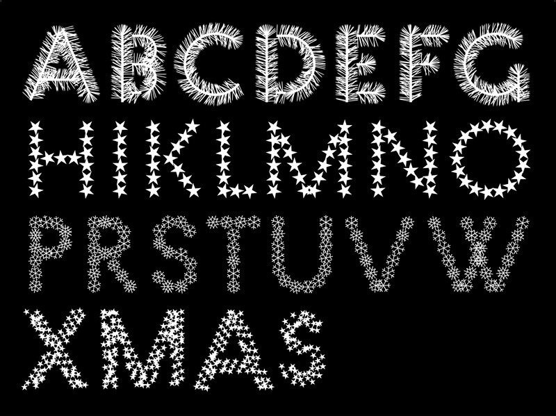 ChristmasPattern-2 Kopie