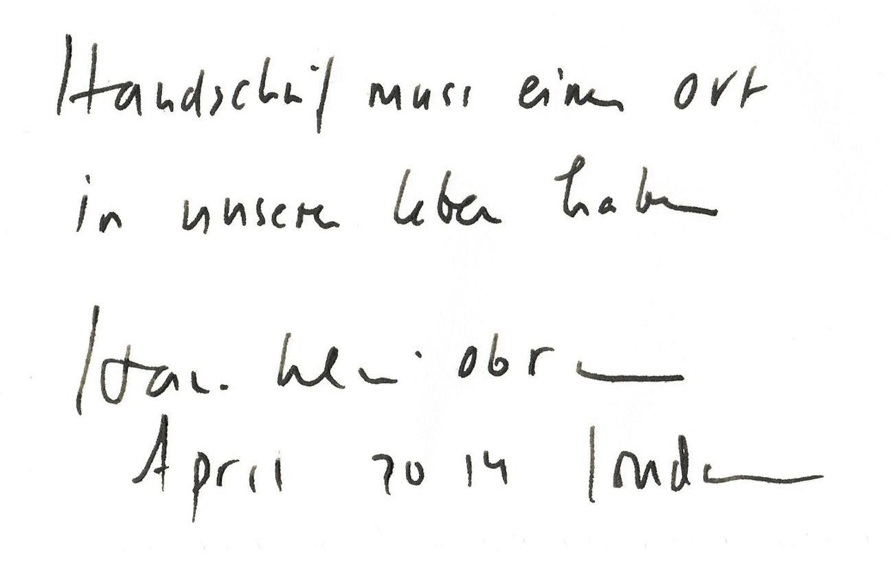 Handschrift_Obrist