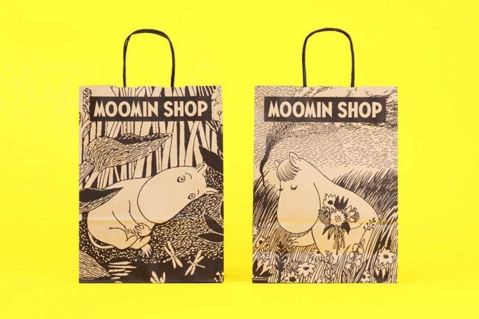 Neues Packaging für Moomin